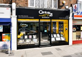 Century 21 Slough office - outside