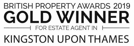 Gold Award Winner at British Property Awards 2019 - Century 21 Kingston Upon Thames