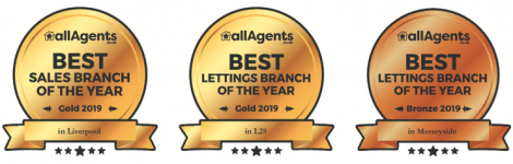 Award Winning Estate Agent in Liverpool