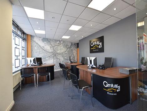 Century 21 Reading interior