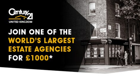 Join Century 21 for £1000