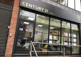 Century 21 Salford office exterior