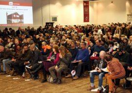 Audience at SDL Auctions Birmingham auction room