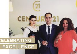 Century 21 Cambridge team